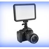Lámpara 192 Led Reflector Para Cámara Foto Video Nikon Canon