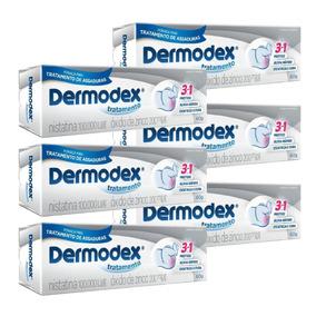 Kit Dermodex Tratamento 60gr - 6 Unid. - Cor Incolor