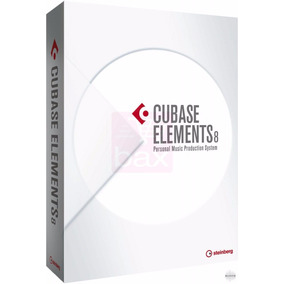 Cubase Elements8 Stenberg 100% Original(envio Imediato)