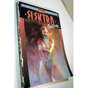 Elektra Miller Era Graphic Novel Hqs Marvel Knight Max Frete