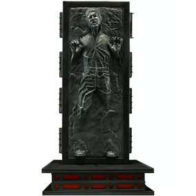 Han Solo In Carbonite 1/6 Scale Figure - Star Wars