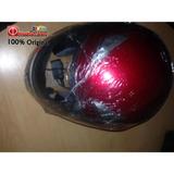 Casco Helmets Iv2 Con Bluetooth Y Guantes Cuero