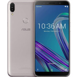 Smartphone Asus Zenfone Max Pro M1 32gb Prata / Novo Lacrado