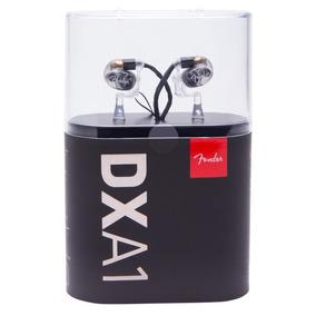 Fone In Ear Fender Profissional Dxa1 - Retorno De Palco