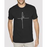 Camiseta Fé Gospel Evangélica Camisa Cristã Deus Jesus Judá