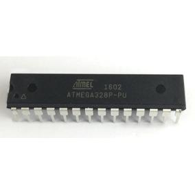 Microcontrolador Atmega328p-pu Ci Chip Arduino Uno Dip28