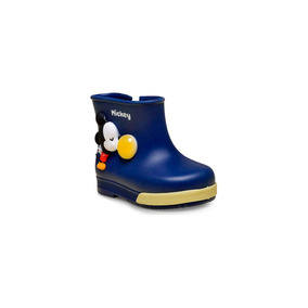 9049412375a Galocha Infantil Menino Mickey Botas - Sapatos no Mercado Livre Brasil