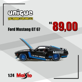 Ford Mustang Gt - Maisto