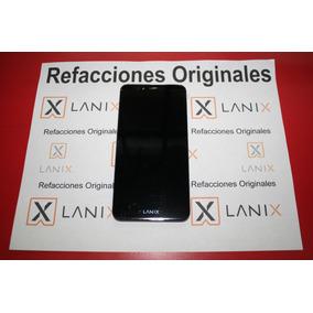 Lcd Y Touch Para Lanix L1120 Negro 100% Original