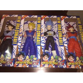 Muñeco Gigante Dragon Ball Z Goku Vegetto Black Goku Vegito