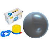 Pelota Gimnasia Pilates Yoga Fitball Pro 85cm + Inflador e1eece02b193