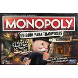 Monopoly Tramposo Juegos De Mesa En Mercado Libre Peru