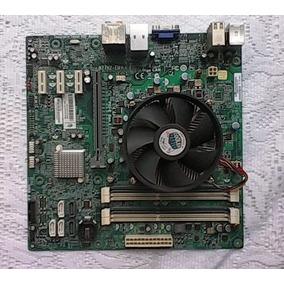 Tarjeta Madre H77h2 Em Socket 1155 + I5 3450 3era Generacion