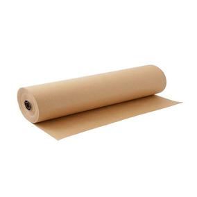 Rollo Papel Kraft Para Empaque 17x6,2kls 90gms 45cms