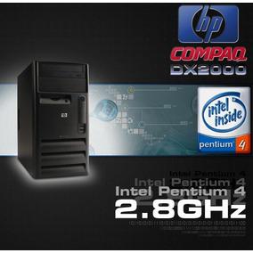 Hp Dx2000 Intel Pentium 4 (recertificado) + Monitor 17 Crt