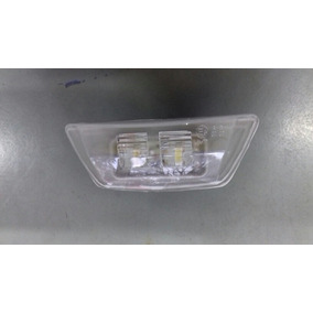 Lanterna Vigia Do Teto Volare W9 Flay Lente Cristal 24v