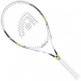 Raquete De Tênis Adams Nano 26 - Infantil - Cor Branco/verde