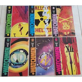 Watchmen 1º Edição Abril Alan Moore Dave Gibbons 1989
