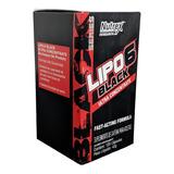 Lipo 6 Black 120 Cápsulas Ultra Concentrate - Nutrex