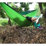 Camping Hamaca Habitación Doble Para Dos Personas