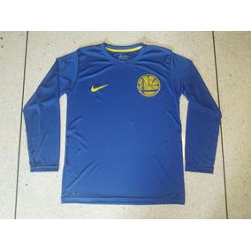 Sudadera Nike Drifit Nba Warriors Unica Pieza Talla L Oferta 94541996402
