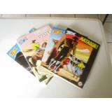 Hq Tex Italiano Nº 485 A 491 Ed. Bonelli Bom Estado! 2001
