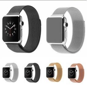 9a93ea44a02 Pulseira Metal Ima Apple Watch - Relógios De Pulso no Mercado Livre ...
