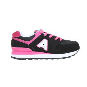 Zapatillas Addnice Moda R.color Ii Junior Cordon Niña Ng/fu