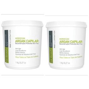 2 Moroccan Argan Capilar For Beauty 1kg