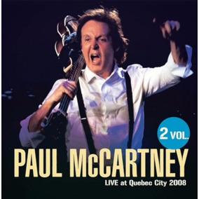 Paul Mccartney Live At Quebec City Vol 2 - Cd Rock
