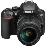 Nikon Nikon D3500 18-55 + Case + Sd 16gb Kit Especial - (ml