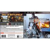 Battlefield 4 Digital Ps3 (10.0 Gb)