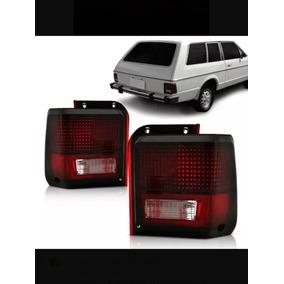 Lanterna Traseira Belina 78/84 Lado Esquerdo Bicolor Rubi
