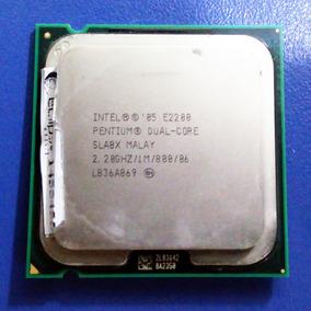 Processador Intel Pentium Dual Core E2200 2.20ghz Sla8x Oem.
