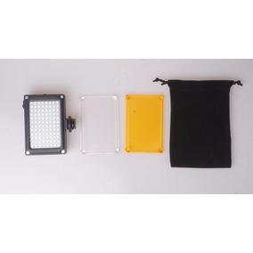 Iluminador 96 Led Flash Cameras Filmagem Fotografia
