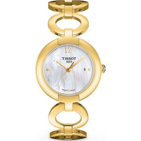 Reloj Tissot Pinky Dorado Acero Mujer T084.210.33.117.00