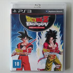 Dragon Ball Z Budokai Ps3 Mídia Física Original Perfeito