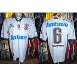 d154db9b03 Camisa Corinthians Mercosul 1999 no Mercado Livre Brasil