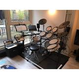 Roland Td-50kv V-drums Electronic Drum Set