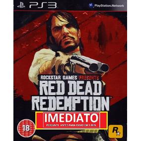Red Dead Redemption Ps3 Psn - Midia Digital