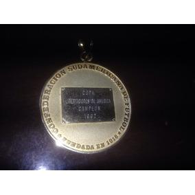 Medalha São Paulo Campeão Libertadores 1992.