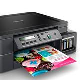 Impresora Multifunción Sistema Continuo Brother Dcp-t510w