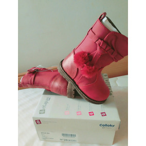Botas Para Niña Colloky - Vestuario y Calzado en Mercado Libre Chile 233d8f6d73ba4