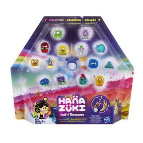 Conjunto Hanazuki Treasuring Set Hasbro Brinquedos