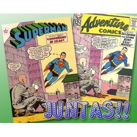 Superman 400 + Adventures 301 Legión De Superhéroes-digital