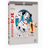 101 Dálmatas Edição Diamante Com Luva (dvd) Novo/original