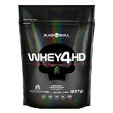 Whey 4hd Rf 837g Chocolate