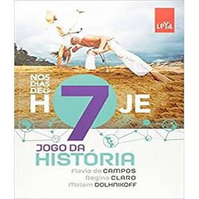Livro Jogo Da História Nos Dias De Hoje 7º Ano