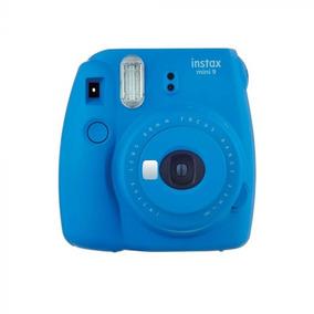 Câmera Fujifilm Instax Mini 9 Azul Cobalto