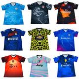 Kit 10 Camisas De Futebol Atacado De Time 150 Modelos 2019